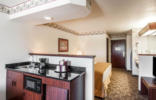 Zimmer Quality Suites Keizer - North Salem