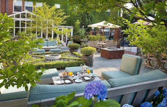 Garten Vanderbilt, Auberge Resorts Collection