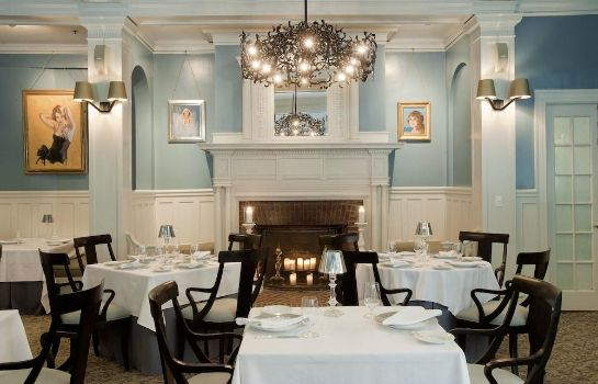 Restaurant Vanderbilt, Auberge Resorts Collection