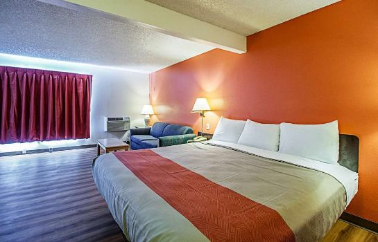 Pokój MOTEL 6 HERMISTON OR
