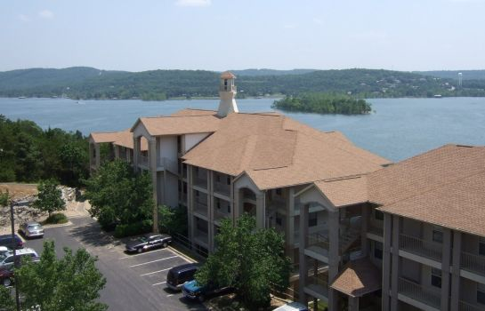 Vista esterna WESTGATE BRANSON LAKES AT EMERALD POINTE