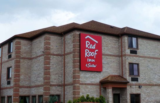 Vista esterna Red Roof Inn & Suites Detroit-Melvindale/Dearborn