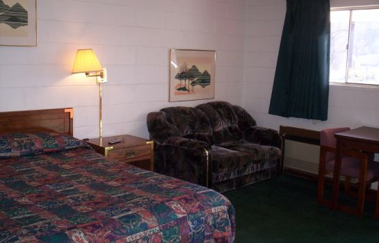 Room BUDGET MOTEL ROCKWOOD