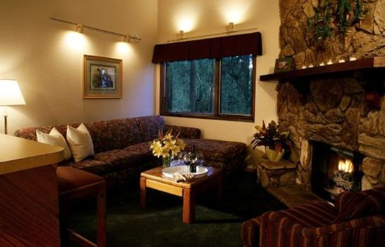 Kamers SNOW LAKE LODGE