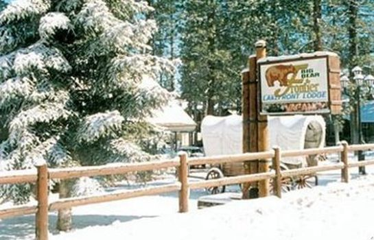 Exterior view BIG BEAR FRONTIER