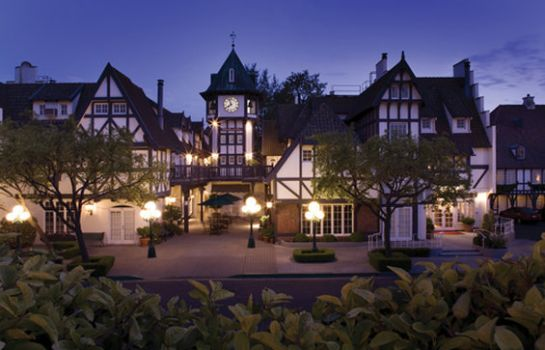 Außenansicht WINE VALLEY INN & COTTAGES-SOLVANG