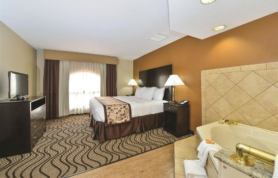 Suite La Quinta Inn and Suites Greenwood