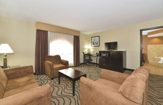 Kamers La Quinta Inn and Suites Greenwood
