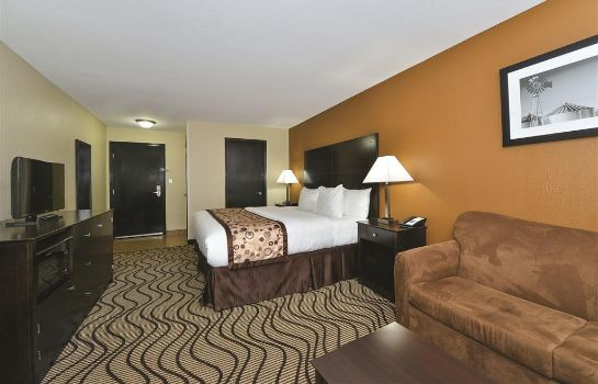 Zimmer La Quinta Inn and Suites Greenwood