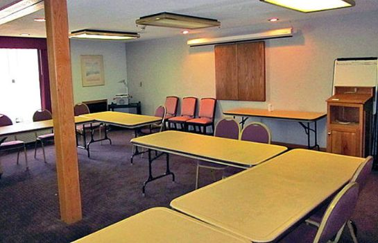 Sala de reuniones IN Motel 6 Richmond