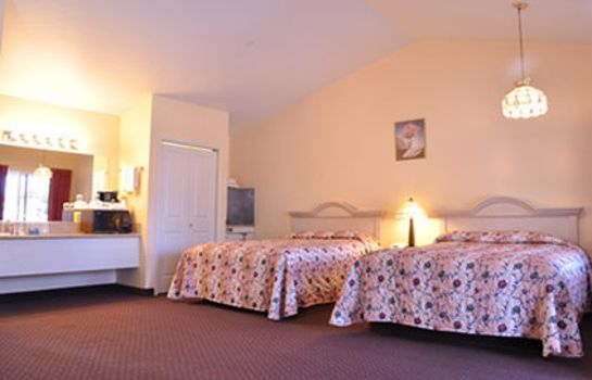 Chambre BUTTERFLY GROVE INN