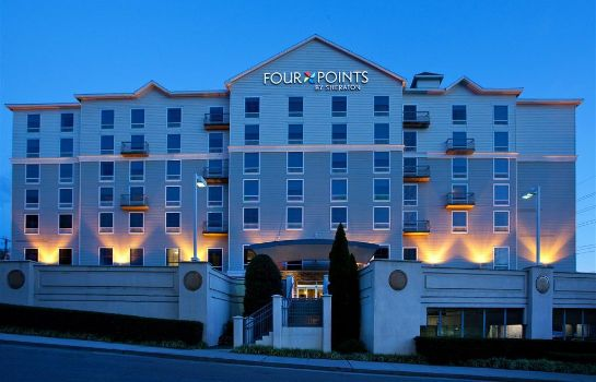 Außenansicht Four Points by Sheraton Knoxville Cumberland House Hotel