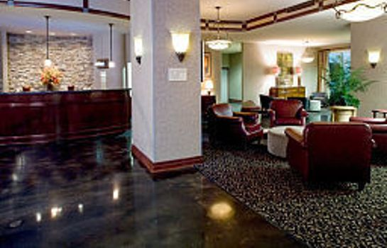 Hotelhalle Four Points by Sheraton Knoxville Cumberland House Hotel