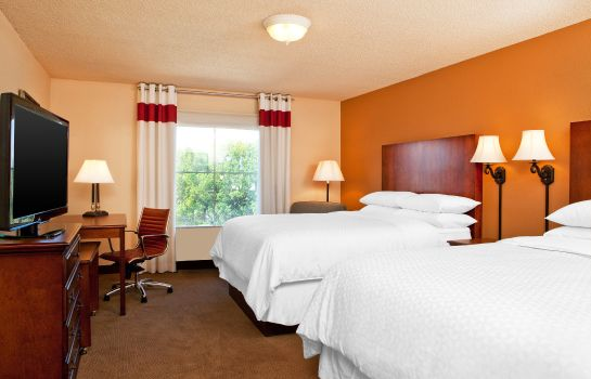 Zimmer Four Points by Sheraton Knoxville Cumberland House Hotel
