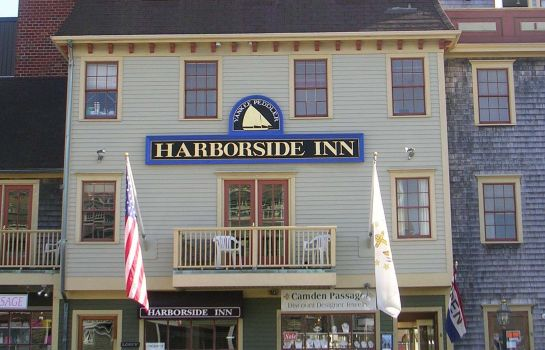 Exterior view HARBOR SIDE INN