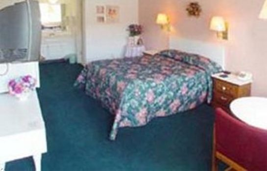 Chambre UNIVERSITY INN AND SUITES