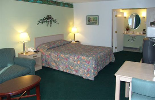 Kamers UNIVERSITY INN AND SUITES