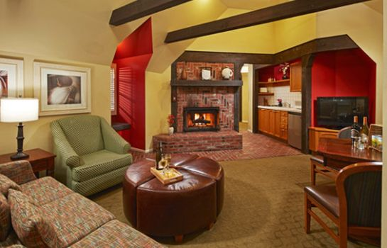 Hotelhalle WINE VALLEY INN & COTTAGES-SOLVANG