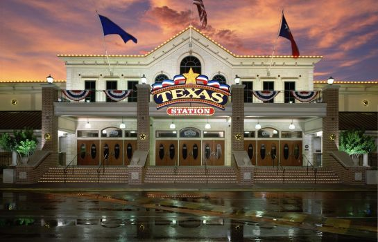 Außenansicht Texas Station Hotel and Casino