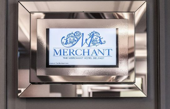 Vista all'interno The Merchant Hotel