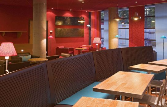 Hotel-Bar Novotel Suites Nancy Centre