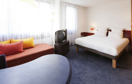 Suite Novotel Suites Nancy Centre