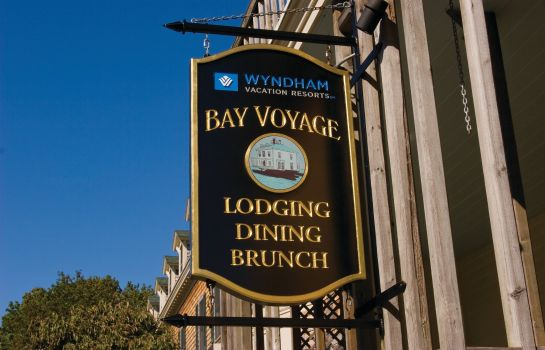 Hotel-Bar WYNDHAMVR BAY VOYAGE INN