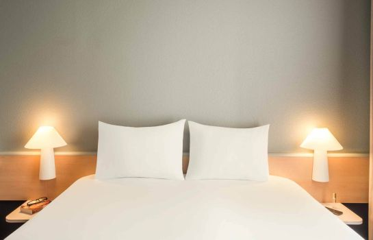 Standardzimmer ibis Paris Levallois-Perret