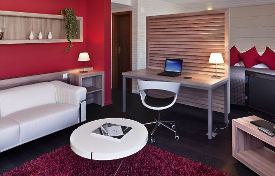 Suite Mercure Plaza Biel
