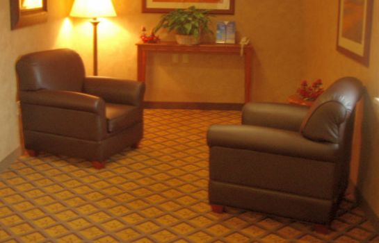 Hotelhalle Candlewood Suites WILLIAMSPORT