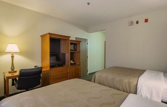Room Quality Inn Fresno Yosemite Airport