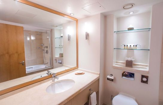 Bagno in camera Park City Grand Plaza Kensington