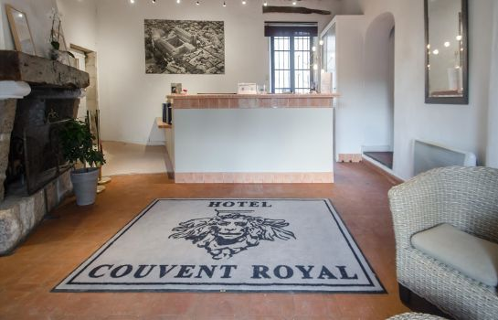 Reception Le Couvent Royal