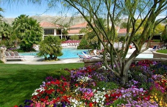 Buitenaanzicht MIRACLE SPRINGS RESORT AND SPA