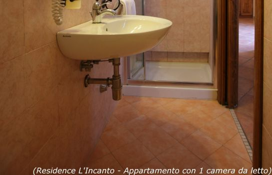 Bathroom L'Incanto Residence