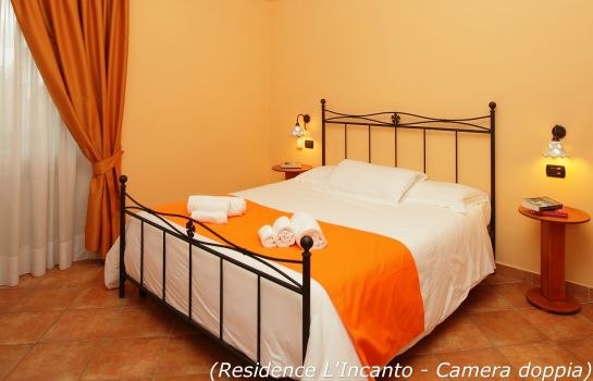 Double room (standard) L'Incanto Residence