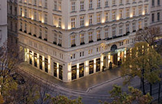 Außenansicht The Ring Vienna's Casual Luxury Hotel