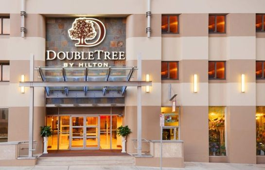 Außenansicht DoubleTree by Hilton Hotel - Suites Pittsburgh Downtown