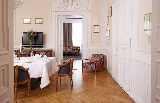 Suite The Ring Vienna's Casual Luxury Hotel