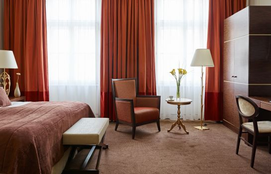Doppelzimmer Standard The Ring Vienna's Casual Luxury Hotel