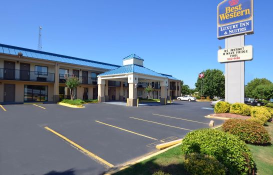 Außenansicht BEST WESTERN LITTLE ROCK SOUTH