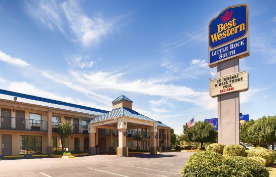 Exterior view BEST WESTERN LITTLE ROCK SOUTH
