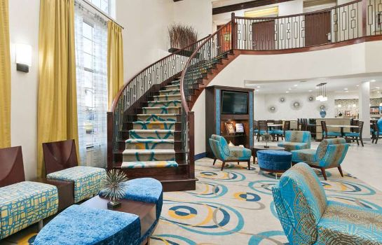 Lobby Best Western Plus Houston Atascocita Inn & Suites Best Western Plus Houston Atascocita Inn & Suites