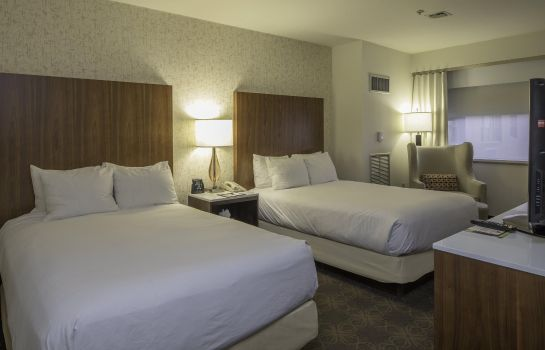 Suite DoubleTree by Hilton Hotel - Suites Pittsburgh Downtown