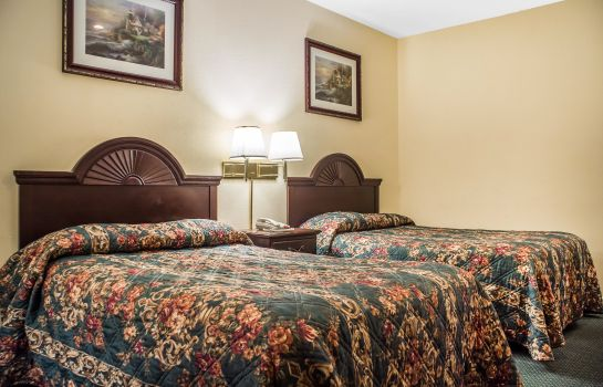 Kamers Econo Lodge Inn and Suites Airport