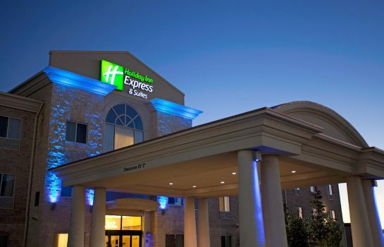 Außenansicht Holiday Inn Express & Suites AMARILLO