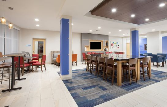Hotelhalle Holiday Inn Express & Suites AMARILLO