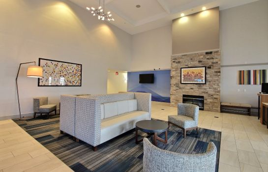 Hotelhalle Holiday Inn Express & Suites MILWAUKEE AIRPORT