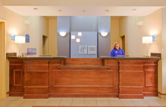 Hotelhalle Holiday Inn Express & Suites PANAMA CITY-TYNDALL