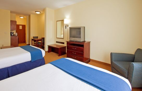Suite Holiday Inn Express & Suites PANAMA CITY-TYNDALL